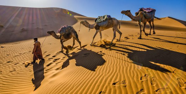 Best Morocco Tours | 3 days Marrakech to Erg chebbi